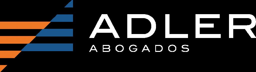 Adler abogados logotipo NEG